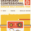 Concert DASHBOARD CONFESSIONAL