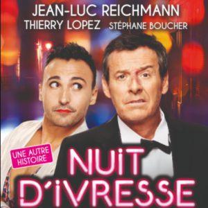 NUIT D'IVRESSE @ Le Liberté - RENNES