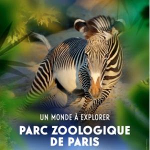 Billet non datés Digitick @ Parc Zoologique de Paris - PARIS