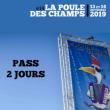 Festival LA POULE DES CHAMPS # 14 - PASS 2 JOURS à AUBÉRIVE @ Le Bois Jeannette - Billets & Places