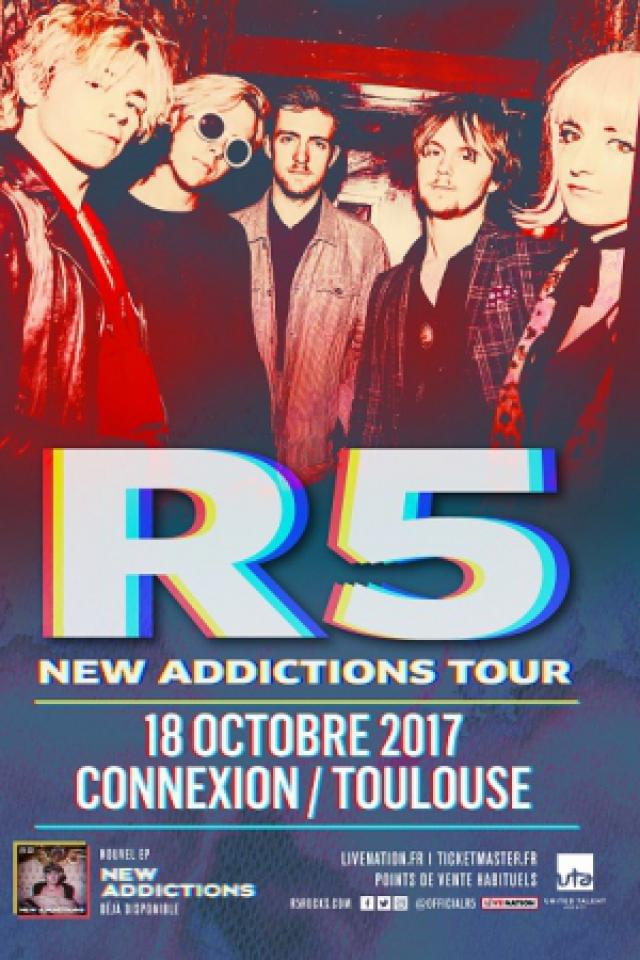 R5 @ Connexion Live - Toulouse