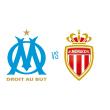 Match Olympique de Marseille - AS Monaco
