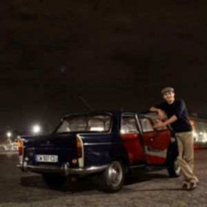 Balade Paris Insolite Peugeot 404