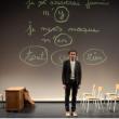 Théâtre CHAGRIN D'ÉCOLE
