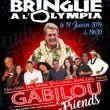 Affiche Gabilou & friends