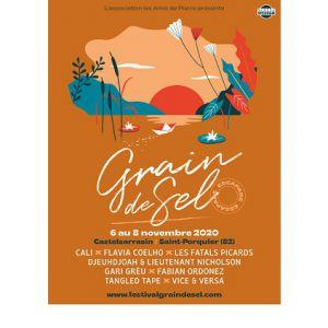 Festival Grain De Sel En Escapade - Dimanche 8 Novembre
