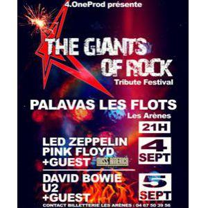 Festival The Giants Of Rock - Palavas Les Flots - Arenes