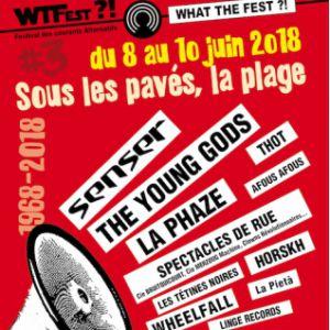WHAT THE FEST ?! #3 - SOUS LES PAVÉS, LA RAGE - PASS 2 JOURS @ Espace de la Cadoule (Montpellier 34) - VENDARGUES