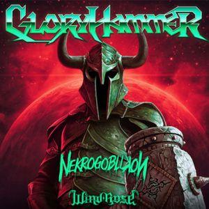 Gloryhammer + Nekrogoblikon + Wind Rose