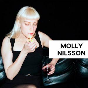 MOLLY NILSSON @ Badaboum - PARIS
