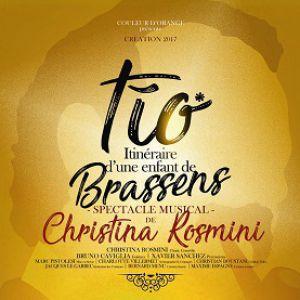 Concert TIO*, ITINERAIRE D'UNE ENFANT DE BRASSENS