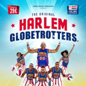 HARLEM GLOBETROTTERS @ ACCORHOTELS ARENA - PARIS 12