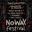 Concert NO WAY FESTIVAL  :  The Exploited + Black Bomb A + Pineapple