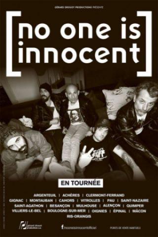 Concert NO ONE IS INNOCENT
