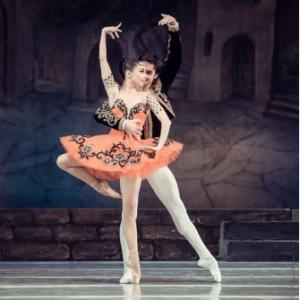 BALLET OPERA NATIONAL DE KIEV @ La Chaudronnerie - Salle Michel Simon - LA CIOTAT
