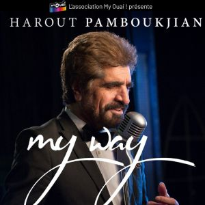 Harout PAMBOUKJIAN -  My Way France Tour @ AMPHITHEATRE CITE INTERNATIONALE - LYON