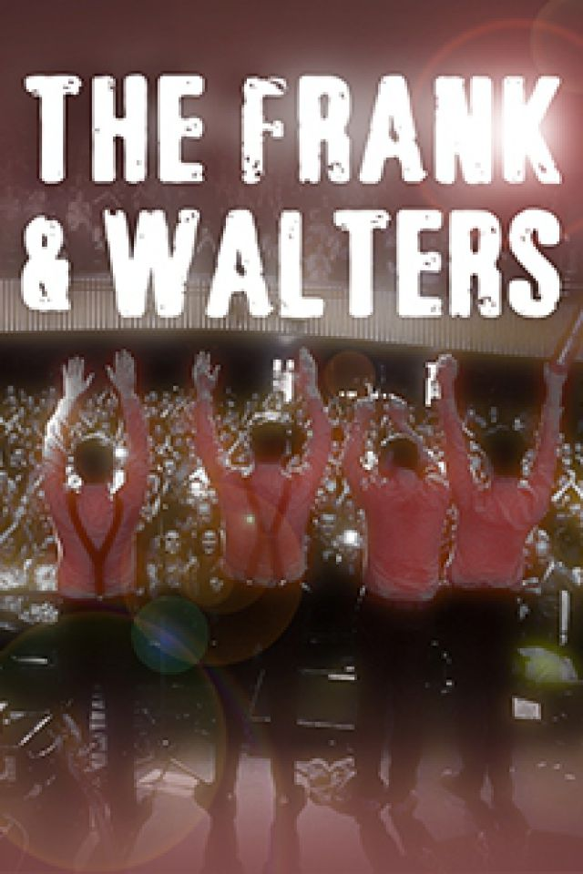 THE FRANK & WALTERS + BLACK BONES @ Petit Bain - PARIS