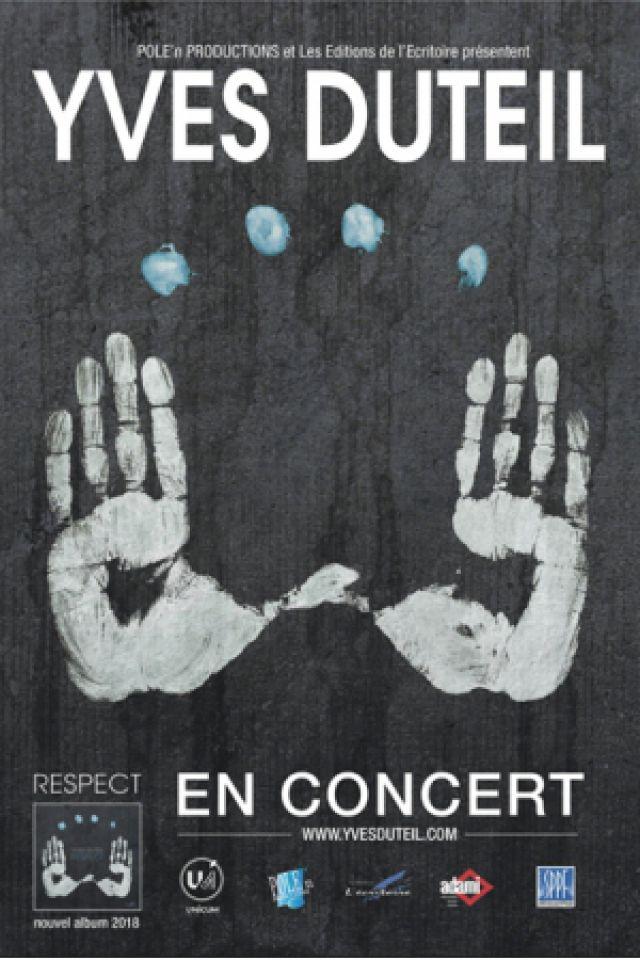 YVES DUTEIL @ Théâtre Toursky - Grande Salle - Marseille