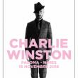 Concert CHARLIE WINSTON à NIMES @ PALOMA - Billets & Places
