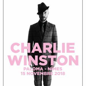 CHARLIE WINSTON @ PALOMA - NIMES
