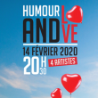 Spectacle HUMOUR & LOVE