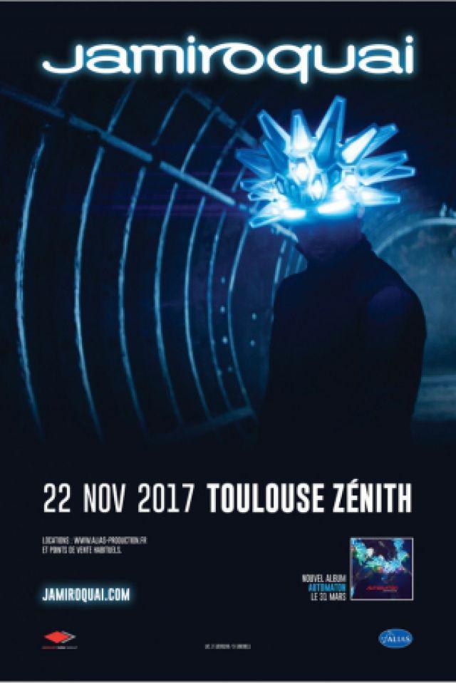 JAMIROQUAI @ ZENITH TOULOUSE METROPOLE - Toulouse