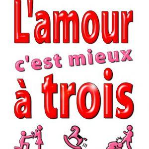 L'AMOUR C'EST MIEUX A TROIS @ LE K - KABARET CHAMPAGNE MUSIC HALL - TINQUEUX