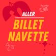 Transport NAVETTES ALLER - Vendredi et Samedi