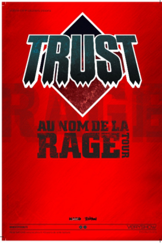 TRUST @ Halle Verrière - MEISENTHAL