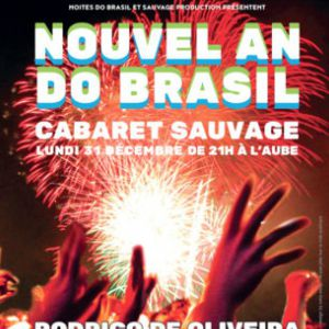 NOUVEL AN DO BRASIL @ Cabaret Sauvage - Paris