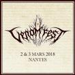 Concert Venom Fest V - ACHERONTAS + guests à Nantes @ Le Ferrailleur - Billets & Places