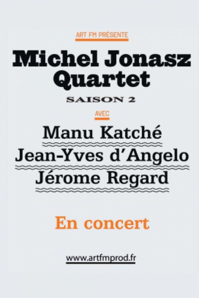 Concert MICHEL JONASZ QUARTET SAISON 2 à Strasbourg @ PMC - Salle Erasme - Billets & Places