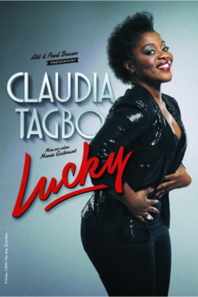 CLAUDIA TAGBO - LUCKY @ LE SILO - MARSEILLE