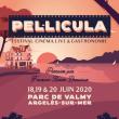 Festival PEL-LíCULA 1ÈRE ÉDITION  à ARGELES SUR MER @ PARC DE VALMY - Billets & Places