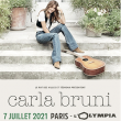 Concert CARLA BRUNI à Paris @ L'Olympia - Billets & Places