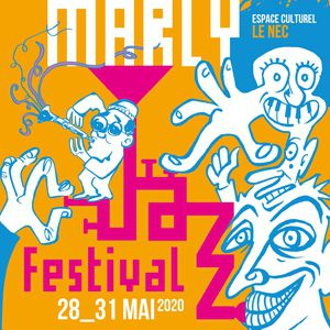 Marly Jazz Festival 2020 - Robin Mc Kelle + Michael Cuvillon Trio