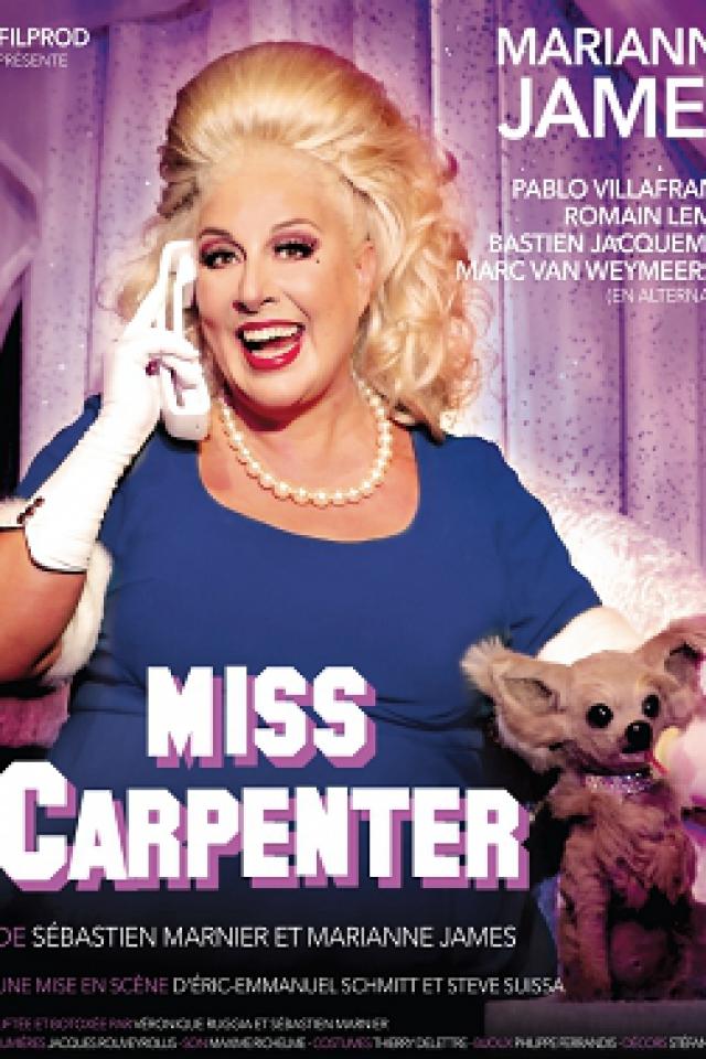 MISS CARPENTER @ La Chaudronnerie - Salle Michel Simon - LA CIOTAT