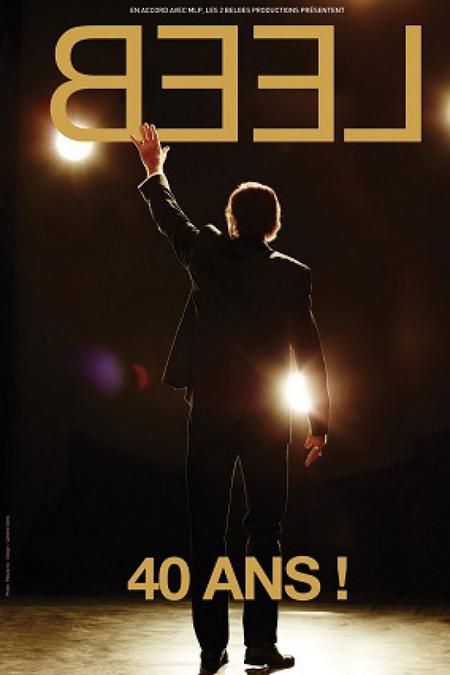 MICHEL LEEB «40 ans!» @ Théâtre Galli - SANARY SUR MER