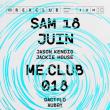Soirée ME.CLUB.018 à PARIS @ Le Rex Club - Billets & Places