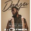 Concert DADJU à Paris @ L'Olympia - Billets & Places