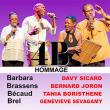 Spectacle 4B à Saint-Gilles les Bains @ TEAT PLEIN AIR - Billets & Places