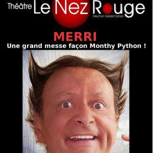 MERRI @ LE NEZ ROUGE - PARIS