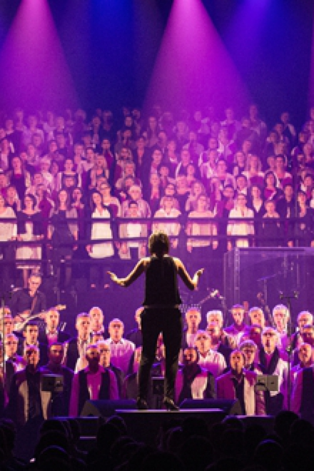 Billets LE GRAND CHORAL - ESPACE ARGENCE  -  Troyes