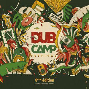 Dub Camp Festival 2019 - Pass 3 Jours