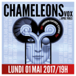 Concert THE CHAMELEONS VOX + APRIL FOOLS à Toulouse @ Connexion Live - Billets & Places