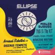 Concert FESTIVAL ELLIPSE - DIMANCHE à TOULOUSE @ LE METRONUM - Billets & Places