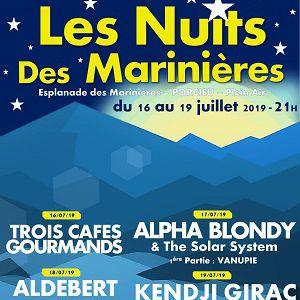 Les Nuits Des Marinieres - Trois Cafes Gourmands