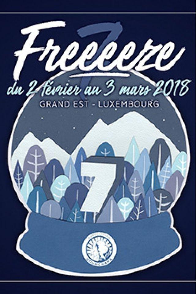 FESTIVAL FREEEEZE > CHILL BUMP + SMOKEY JOE & THE  @ Le 112 - Terville