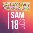 Festival LES VENDANGES MUSICALES - HOSHI / DIVA FAUNE / JULIEN GRANEL