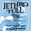 Concert JETHRO TULL, The Prog Years à Paris @ L'Olympia - Billets & Places